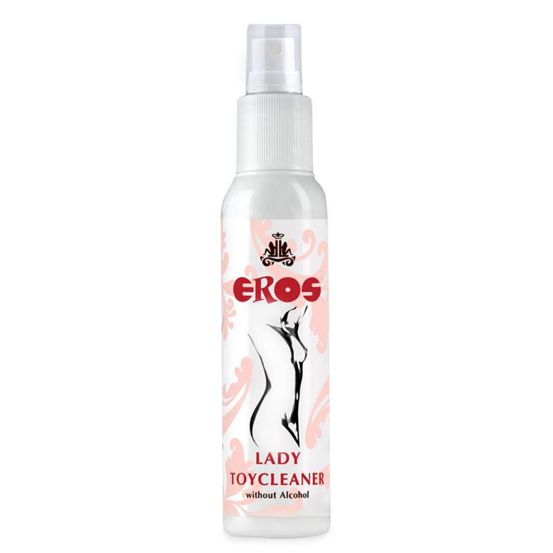 Lady Toy Cleaner without Alcohol 100 ml