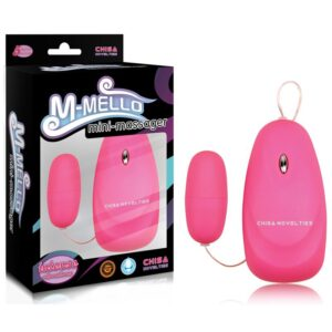 Vibrating Egg M-Mello Pink